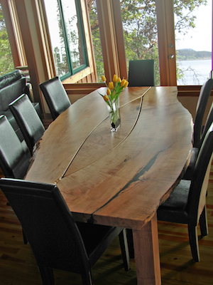 Live Edge Furniture Revival Woodworking Canada