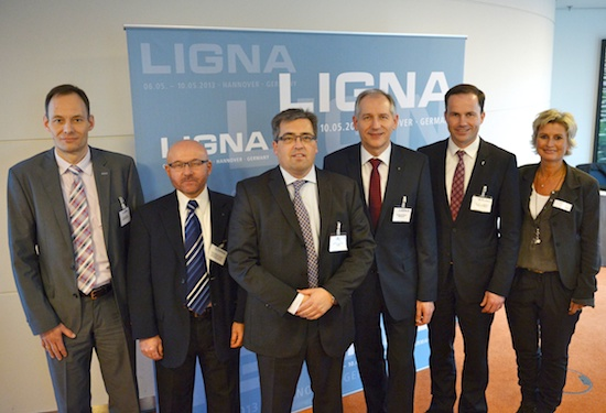 LIGNA 2013: Rolling out the red carpet | Woodworking Canada