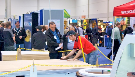 ... 2013 near sell-out, registrations up dramatically - Woodworking Canada